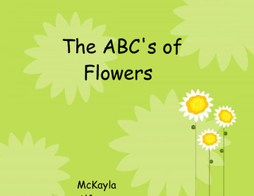 The ABC's of Flowers