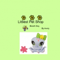Littlest Pet Shop Beach Day
