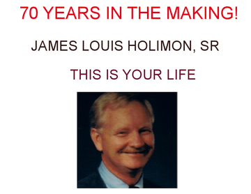 James Louis Holimon, Sr