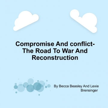 Compromise And Conflict