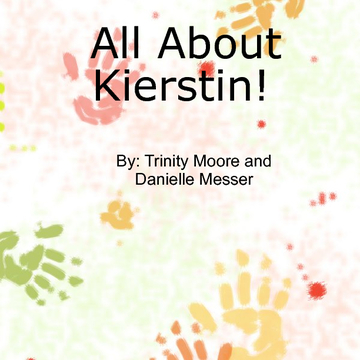 All about Kierstin