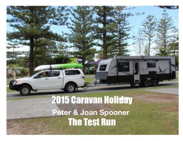 2015 Caravan Holiday