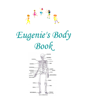 Eugenie's Body Book
