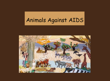 Animals Against AIDS