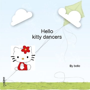 Hello kitty dancers
