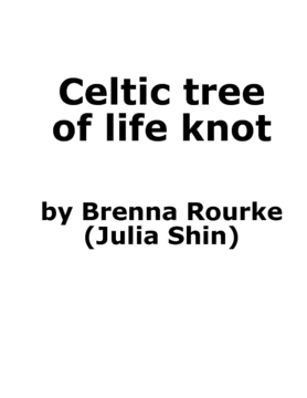 Celtic Tree of Life Knot