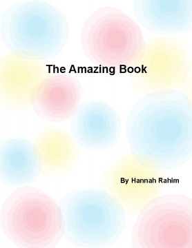 The amazing book