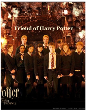 Friend of Harry Potter