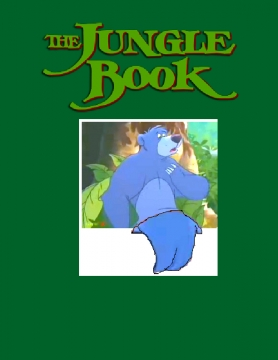 Walt Disneys the Jungle book and We're back a dinosaur's story