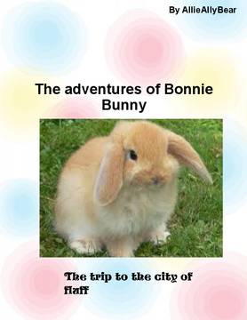 The adventures of Bonnie Bunny