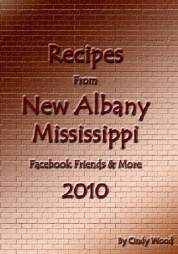 Recipes From New Albany
