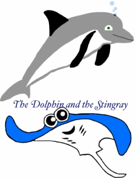 The Dolphin and the Stingray