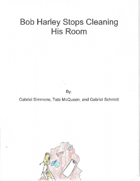 Bob Harley Stops Cleaning His Room