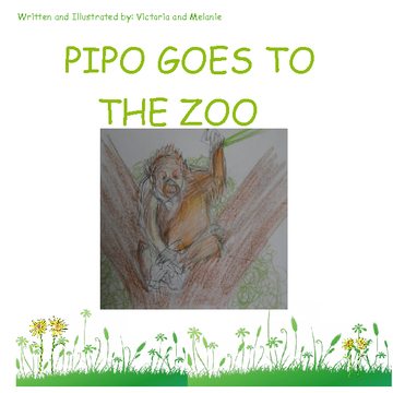 Pipo Goes To The Zoo