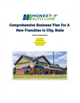 Honest-1 Business Plan