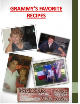 Grammy's Favorite Recipes