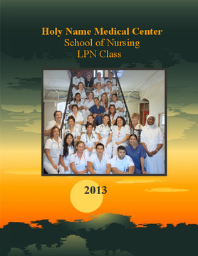 LPN Yearbook