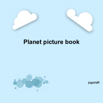 Planet picture book