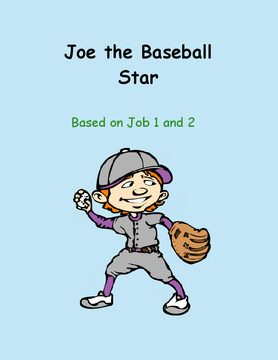 Joe the Baseball Star
