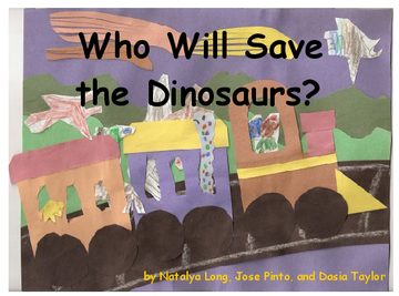 Who Will Save the Dinosaurs?