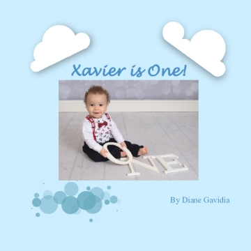 Xavier is One!