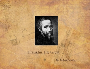 Franklin The Great