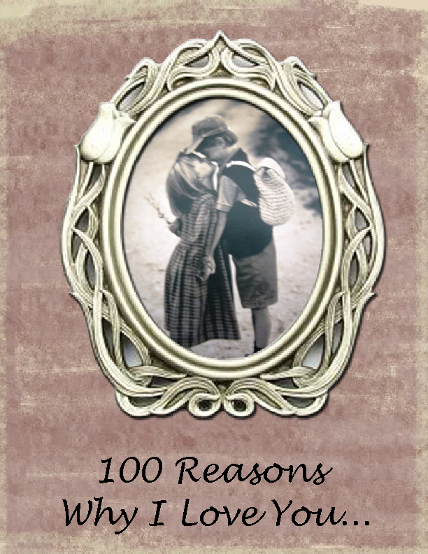100 Reasons Why I Love You | Book 42884 - Bookemon