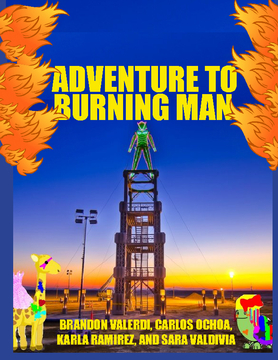 Adventure to Burning Man