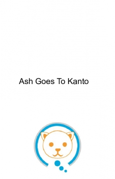 Ash goes to Kanto