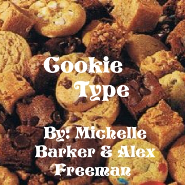 Cookie Type