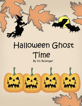 Halloween Ghost Time