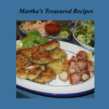 Martha's Treasured Recipes