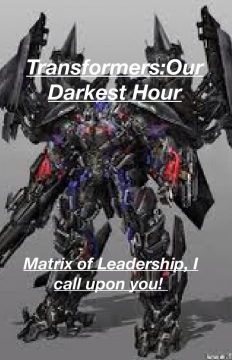 Transformers:Our Darkest Hour