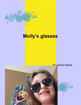 Molly's glasses