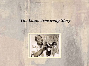The Louis Armstrong Story