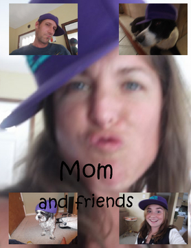 Mom and Friends