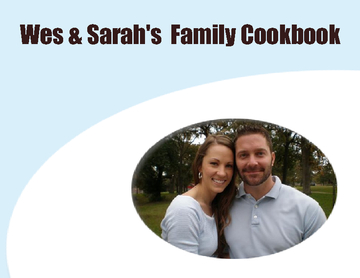 Wes and Sarah's Cookbook