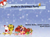 Areile's Christmas Party