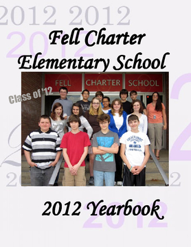 FCS 2012 Yearbook