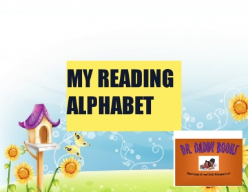 I AM READING WITH ALPHABET