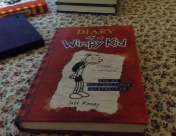 Diary of a wimpy kid  pictures