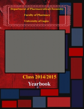 PHARCHEM CLASS 2014/2015 YEARBOOK