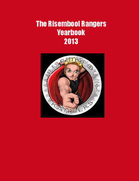 2013 Risembool Rangers Yearbook Ranger Edition