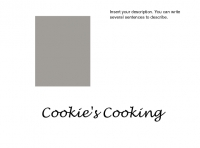 Cookie's Cooking