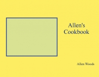 Allen's Cookbook
