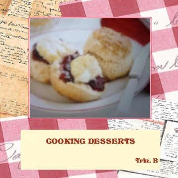 COOKING DESSERTS