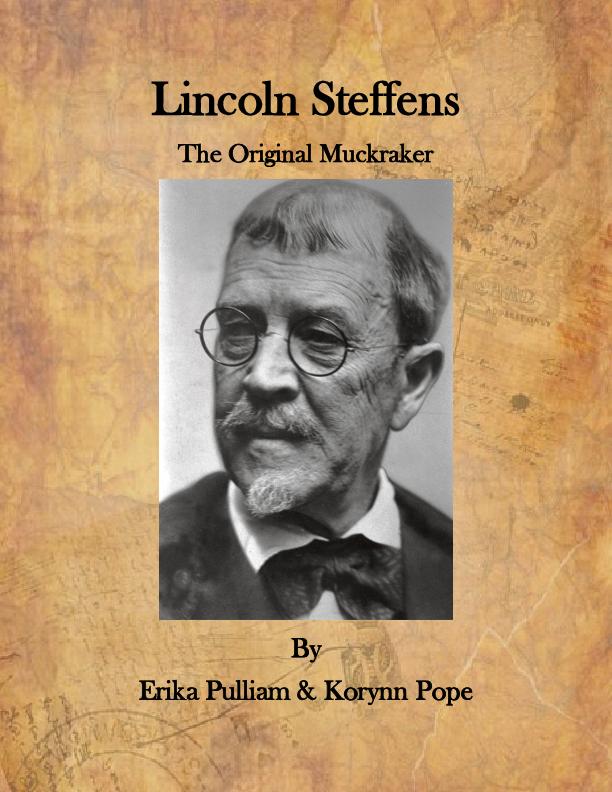 Lincoln Steffens Book 580025 Bookemon