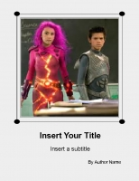sharkboy and lavagirl my way