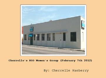 Cherrelle's NSO Women's Group (February 7th 2012)