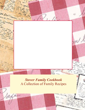 Stover Family Cookbook